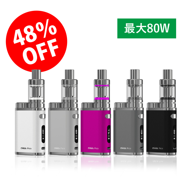 Eleaf iStick Pico MEGA Kit スターターキット