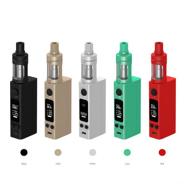 eVic-VTC mini Cubis Kit + EFEST IMR18650