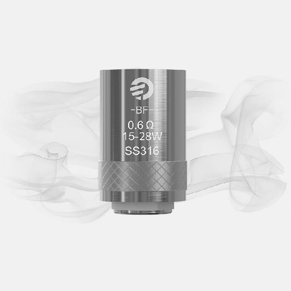 BF SS316-0.6ohm head 5pcs